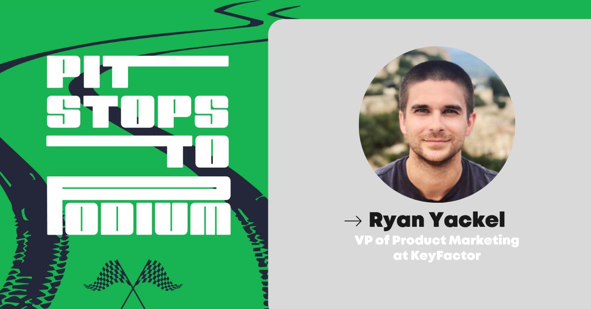 Ryan Yackel on Pit Stops to Podium