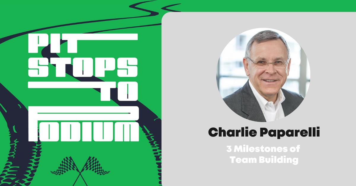 Charlie Paparelli Blog Highlight