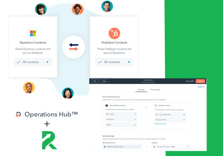 Automating revenue operations using Hubspot's Operation Hub & RevPartners